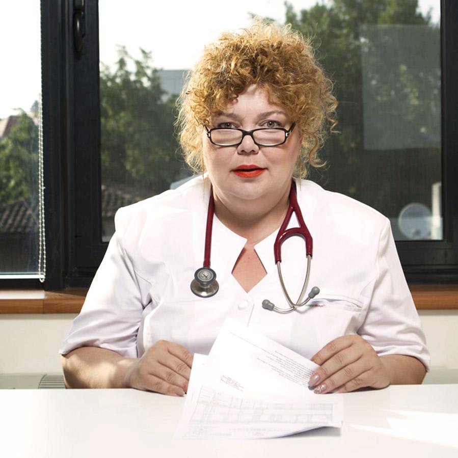 Dr. Alina Nastasie