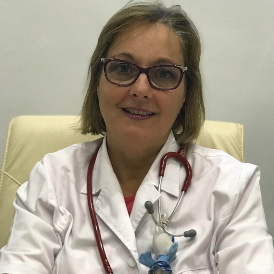 Dr. Gabriela Ion - pediatrie