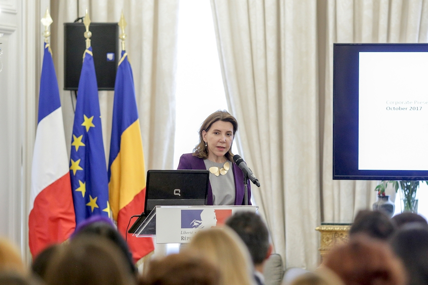 Michele Ramis - French Ambassador in Bucharest