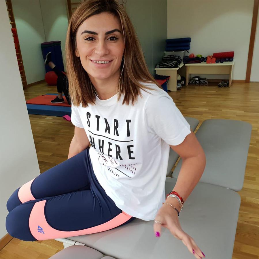 Andreea Fleicus - Kinetoterapie