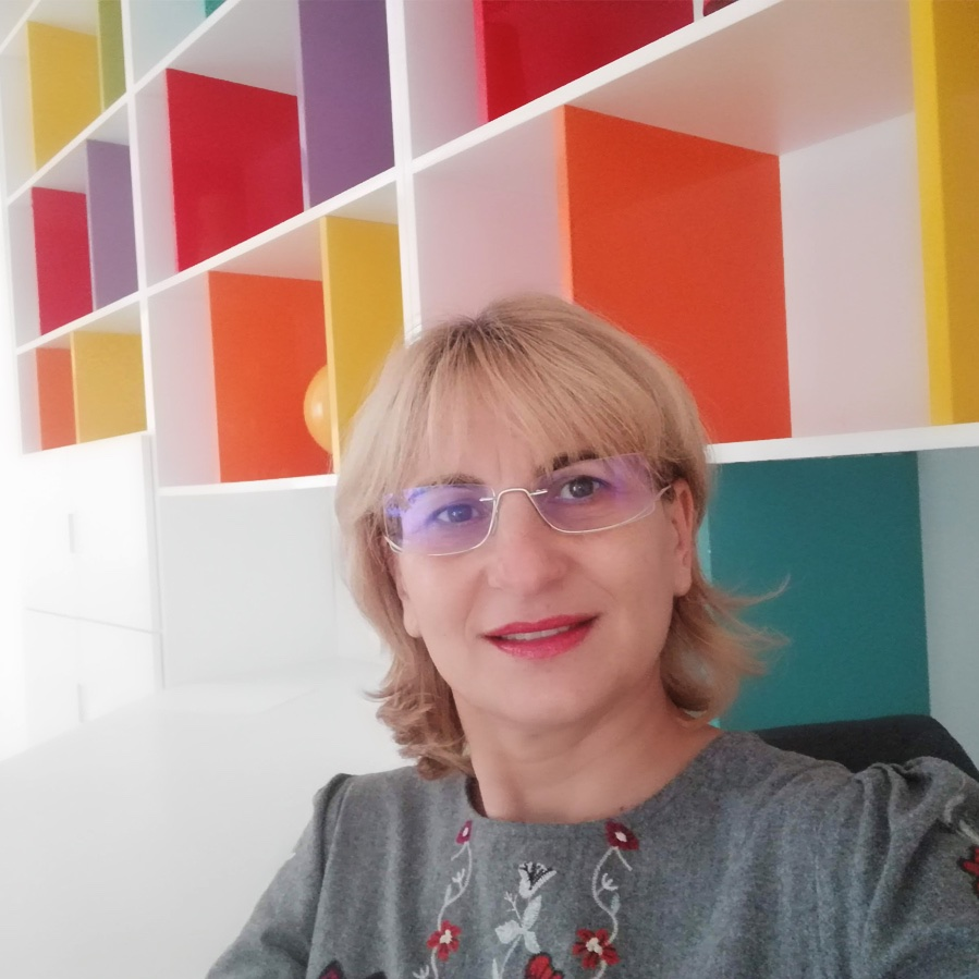 Atena Stoica - Psiholog