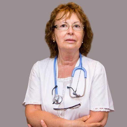 Dr. Roxana Popescu - Cardiologie și Medicină internă