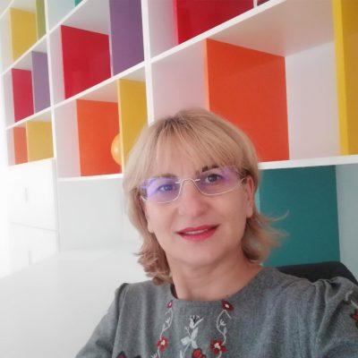 Atena Stoica - Psiholog, echipa