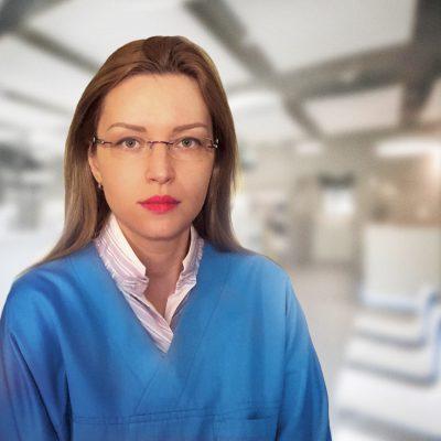 Ruxandra Negoi - Medic specialist cardiologie, Echipa Bio Terra Med